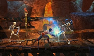 Prince Of Persia The Shadow And The Flame Riptide Gp2 Review Games The Guardian