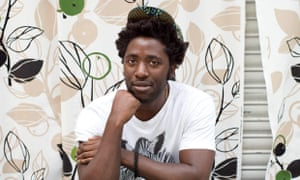 Kele Okereke of Bloc Party