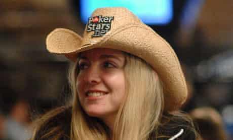 UK poker professional Victoria Coren