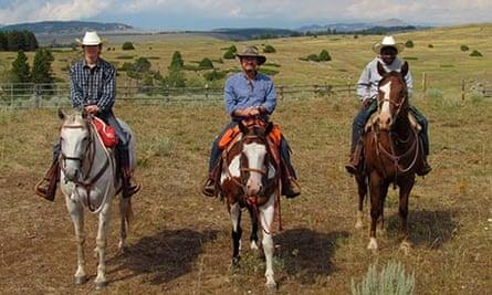 arrlee montana bustin ass ranch