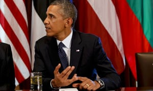 President Obama answers questions about Syria