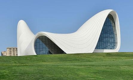 AZERBAIJAN-BAKU-MUSEUM