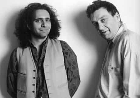 Hanif Kureishi and Stephen Frears