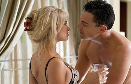 LIBRARY IMAGE OF THE WOLF OF WALL STREET
