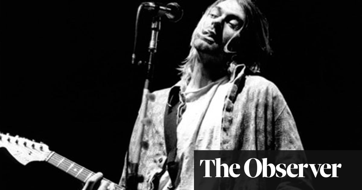 8a63e960673b2 What do you do when Nirvana are playing your venue, but Kurt ...