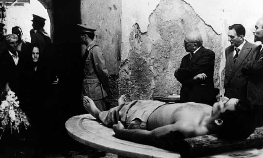 Salvatore Giuliano review – Philip French on the 'Marxist Citizen Kane' |  Film | The Guardian