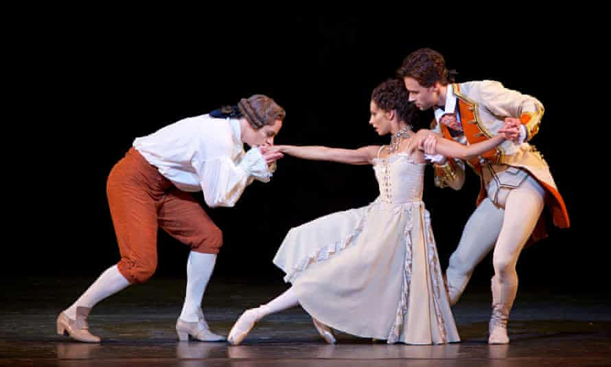 Manon Royal Ballet Hayward Watson