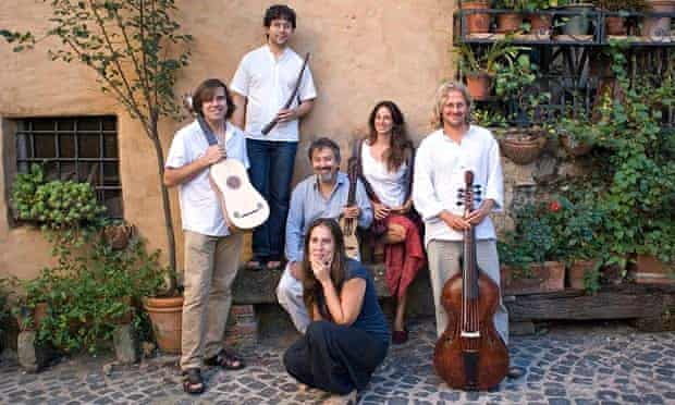 Mare Nostrum Ensemble