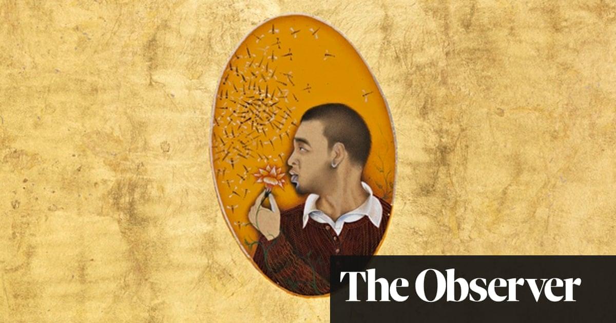 Imran Qureshi review – a hauntingly beautiful show at the Ikon