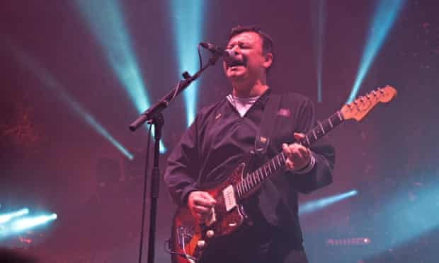 The Manic Street Preachers Perform Roundhouse