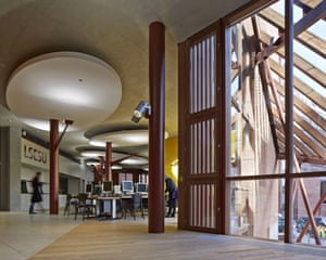 Saw swee hock student centre review art and design for The interior design school london