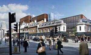 smithfield market plan