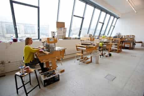 Reid Building Glasgow studio
