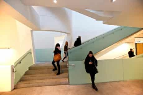 Reid Building stairs