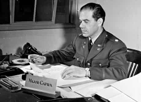 Major Frank Capra 1942