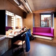 liverpool everyman dressing room