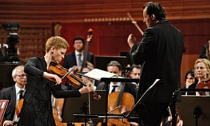 isabelle faust andris nelsons abbado memorial