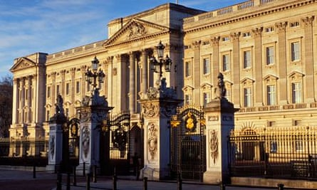 Buckingham Palace London England UK
