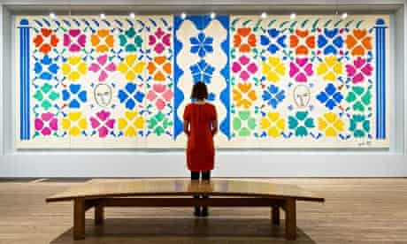 Henri Matisse: The Cut-Outs exhibition, Tate Modern, London, Britain - 14 Apr 2014