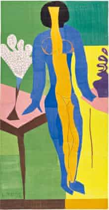 Henri Matisse, Zulma 1950