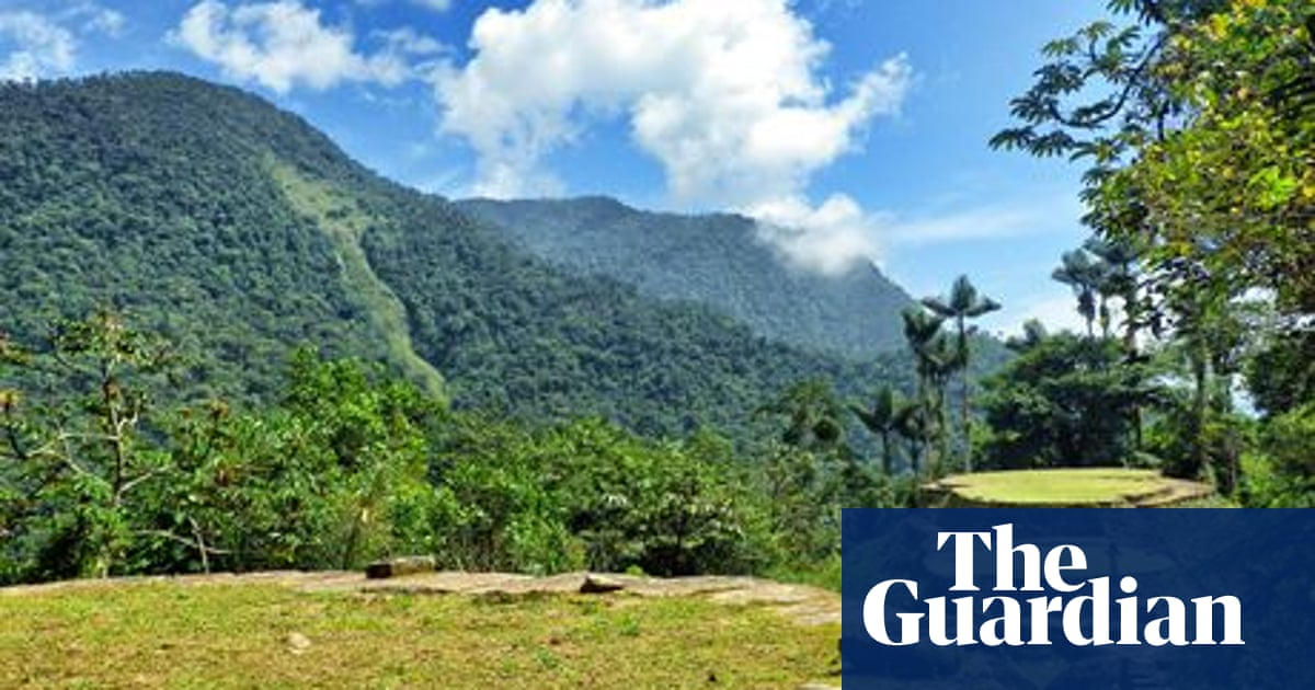 Colombia's Lost City: lore of the jungle | Travel | The Guardian