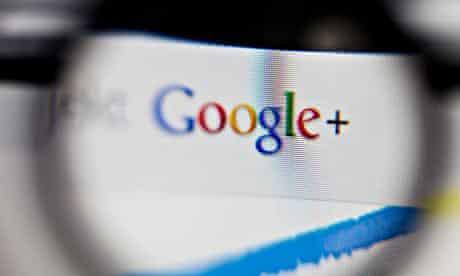 Google +, Google plus, internet, social network, screen (CTK Photo/Josef Horazny, Martin Sterba)