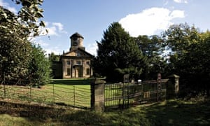 St Bartholomew's chapel yorkshire sculpture park