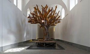 ai weiwei iron tree