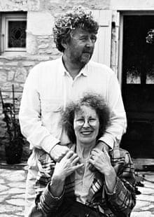 harrison birtwistle with wife sheila