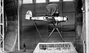 wind tunnels project rapier testbed