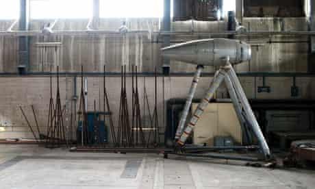 A propellor rig.