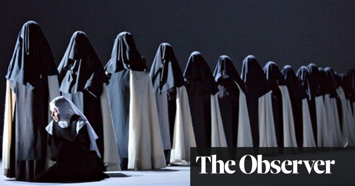 By B Hints || Dialogues Of The Carmelites Salve Regina