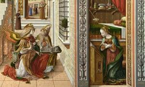 Crivelli Annunciation 2