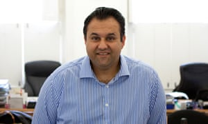 Fiyaz Mughal, the founder of Tell MAMA.