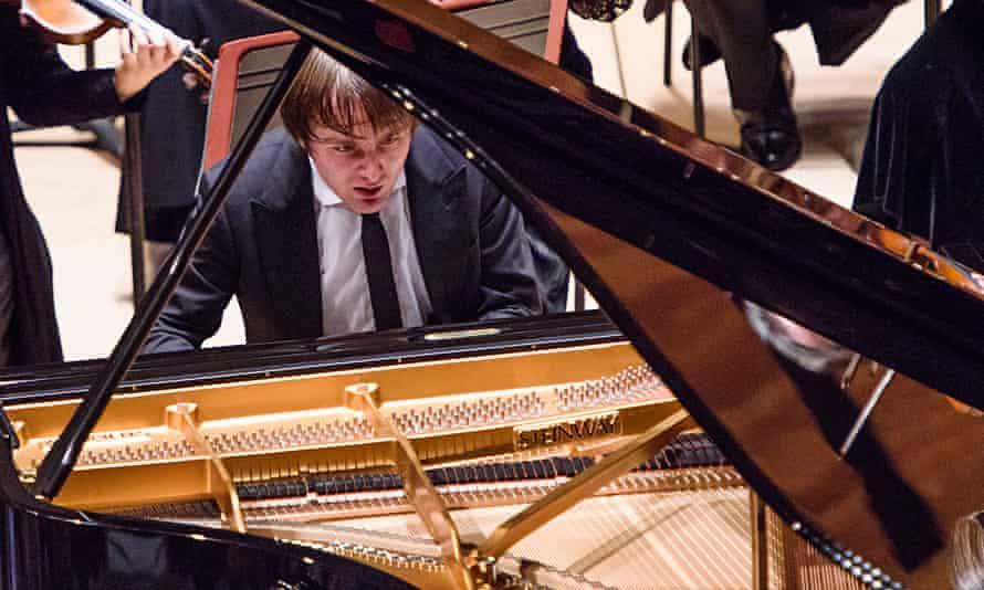 Daniil Trifonov Royal Festival Hall Philharmonia