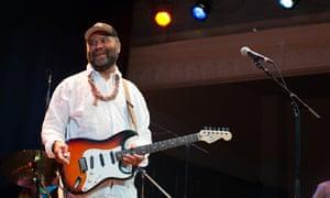 Otis Taylor Edinburgh Jazz And Blues Festival