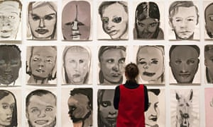 Marlene Dumas: The Image As Burden review – painterly and