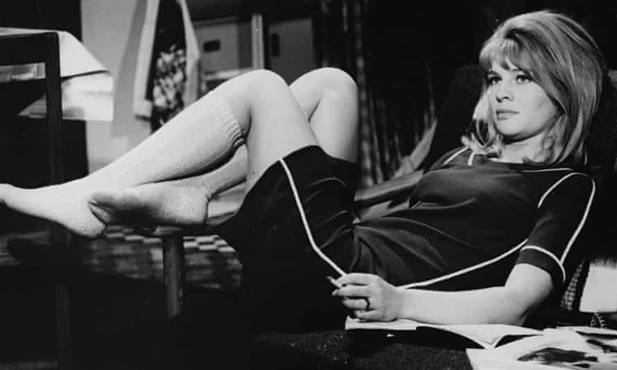 Oscar-winning Julie Christie in Darling: 'the ambivalent symbol for a new way of life'. Photograph: Studiocanal Films/REX