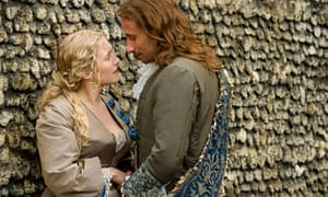 A Little Chaos review – Alan Rickman's giddy historical