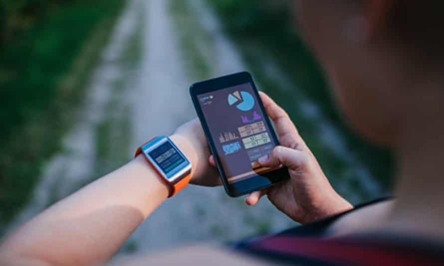 Smart watches can upload our vital signs to phones and the internet.