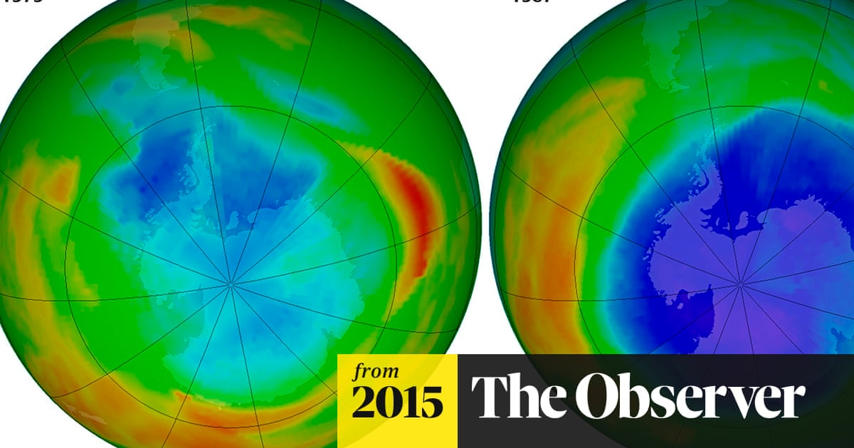 Thirty years on, scientist who discovered ozone layer hole warns