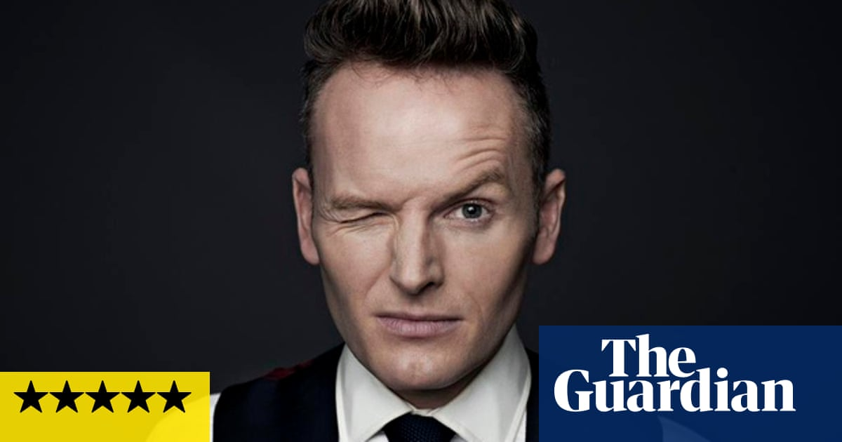 Joe Stilgoe: New Songs for Old Souls review – uncommon originality