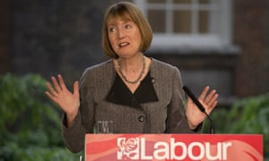 Harriet Harman is looking after the shop until a new party leader is found.