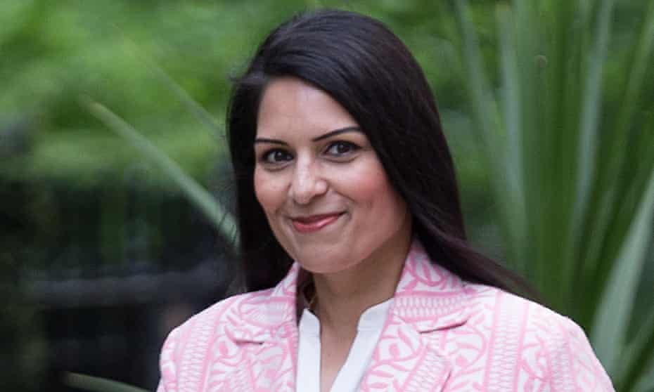BAT was billed at £165 an hour for Priti Patel's services.