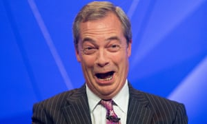 Nigel Farage's Ukip party would have won 54 seats under the single transferable vote system.
