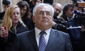 The allegations against IMF chief Dominique Strauss-Kahn shocked France.