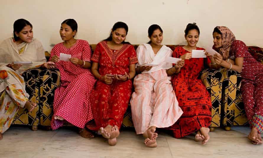 Surrogate mothers in India are plentiful.