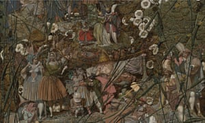 Richard Dadd: the art of Bedlam review – visions from a