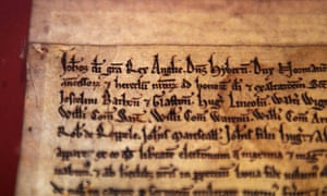 Magna Carta helped bring democracy to Europe.