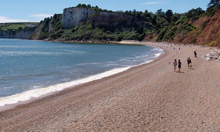 Strict EU rules on cleanliness would no longer apply at beaches such as Seaton.